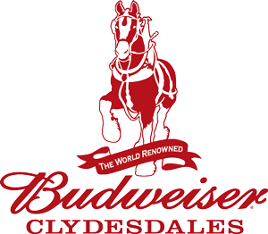 Budweiser Clydesdales logo