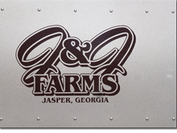 J and J Hay Farms logo